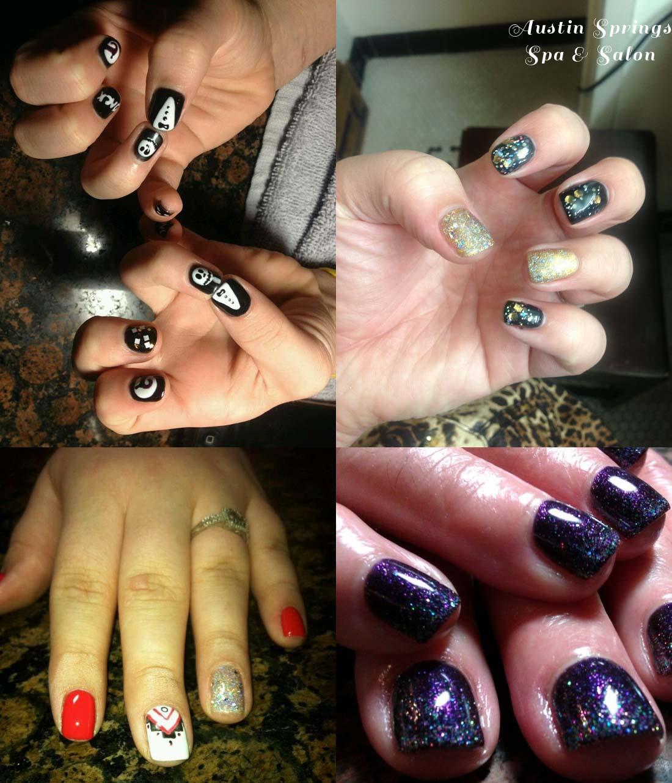 Nails!Nails!Nails! | Austin Springs Spa